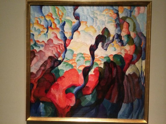 Los Angeles County Museum of Art: LACMA regular collection, Kupka