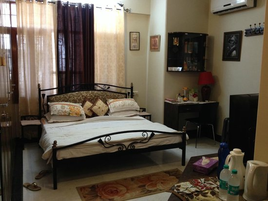 Jaipur Friendly Villa: Ivory room