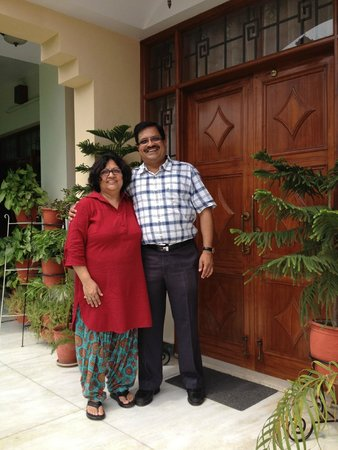 Jaipur Friendly Villa : Shveta and Kul