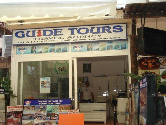 Oludeniz, Turkey: Very friendly