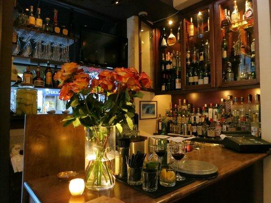 JiRaffe Restaurant : bar
