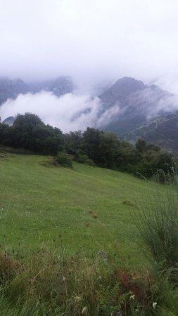 Ruta'l Quesu y la Sidra: monte