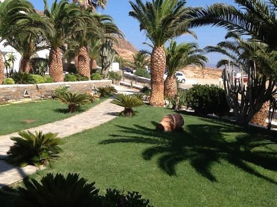 Porto Raphael Residences & Suites: il giardino
