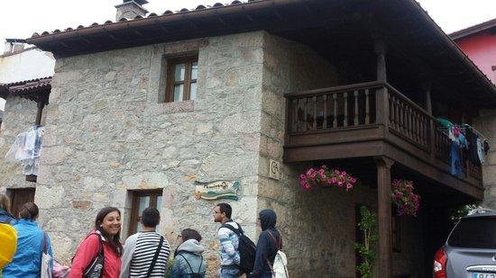 Ruta'l Quesu y la Sidra: casa javi