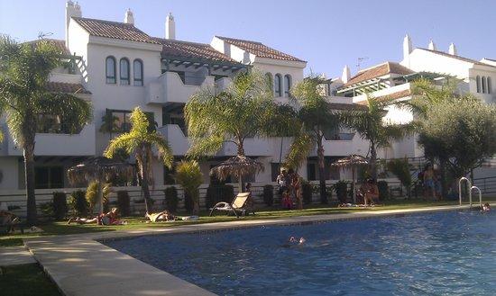 Pueblo El Goleto Aparthotel: apartamentos