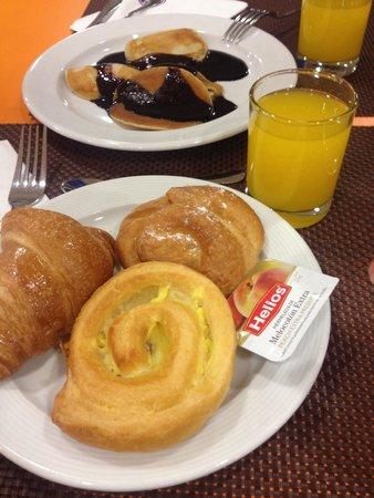 Servigroup Venus: Desayuno 😛