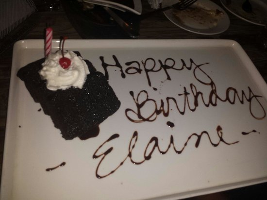 Surprising My Birthday Cake With Matching Birthday Song From The Staff Funny Birthday Cards Online Elaedamsfinfo