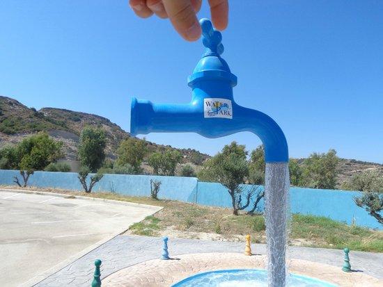 WaterPark: ingresso