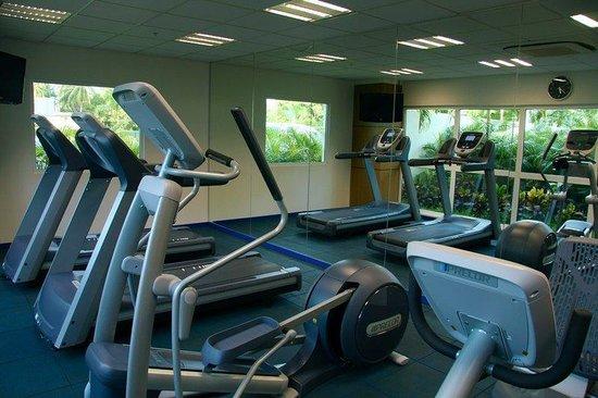 Holiday Inn Acapulco La Isla: Gym