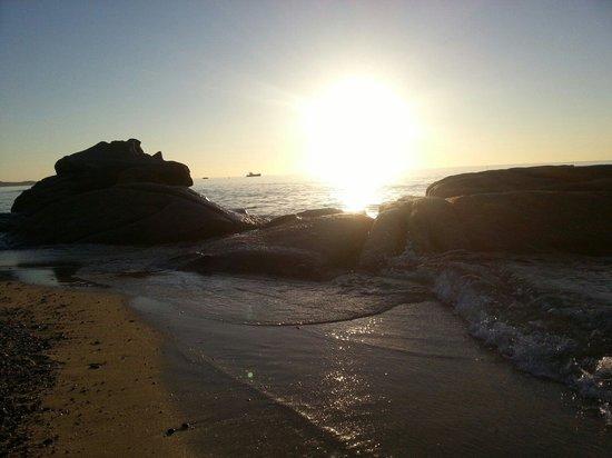 """The Free Beach Club : """"Sorge il sole sul Free Beach ....dalla spiaggia una .... calda emozione! (Paolo Agosto 2014)"""