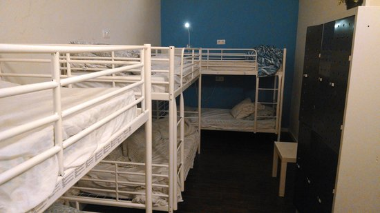 360 Hostel Barcelona: Room