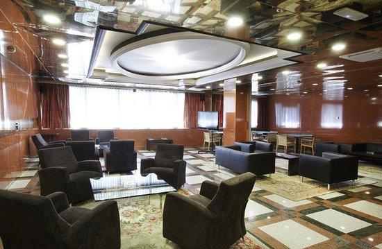 Holiday Inn Andorra: Salon
