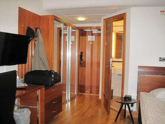 Best Western Kom Hotel Stockholm: enkeltværelse i anneks