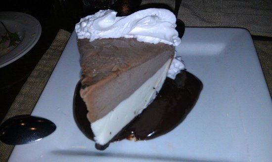 Galley Hatch Restaurant: Kahlua Ice Cream Pie