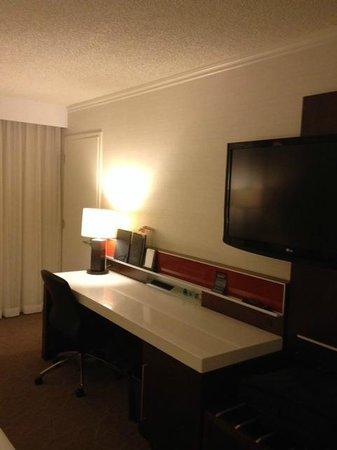 Delta Saguenay Hotel : vue de la chambre