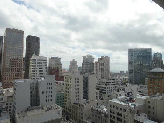 Grand Hyatt San Francisco : Vista do quarto