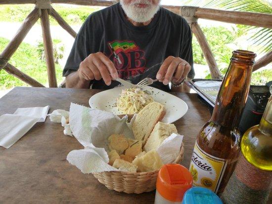 Lunch At Almaplena Eco Beach Resort