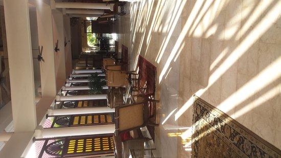 Melia Coco Beach: Lobby area