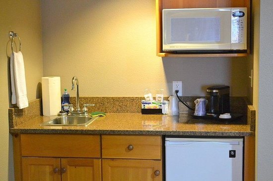 Holiday Inn Express Hotel & Suites Bozeman West: Junior Suite
