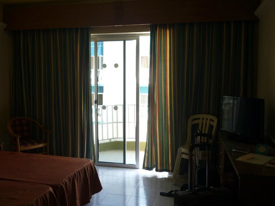 Topaz Hotel: chambre