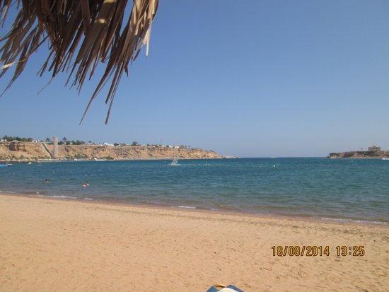 Iberotel Palace: Beach