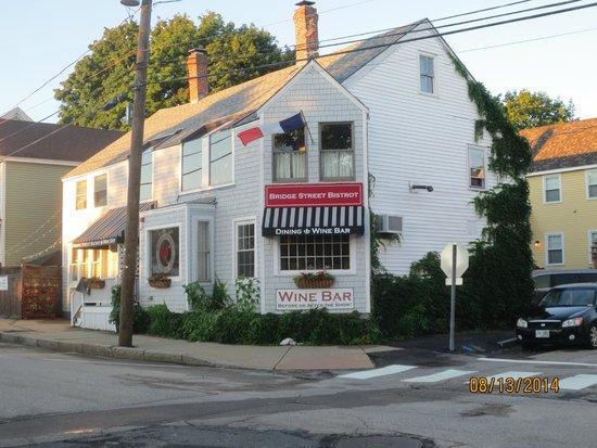 Bridge Street Bistrot & Wine Bar : exterior
