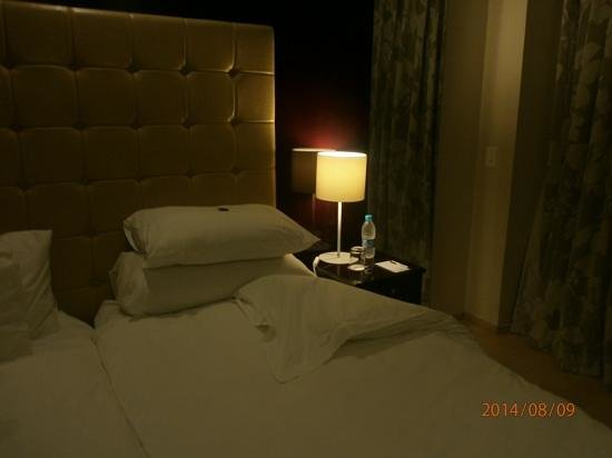 Protea Hotel by Marriott Cape Town North Wharf: So comfortable...