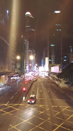 Metropark Hotel Kowloon : рядом с отелем