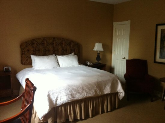 Fairfield Inn & Suites Albany Downtown : Bed