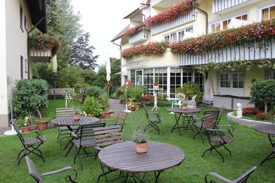 Hotel Seeperle: Garten