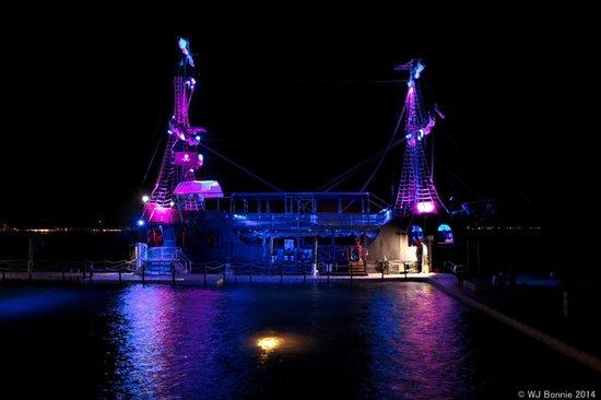Ocean Adventures - Caribbean Buccaneers Dinner Show: ship