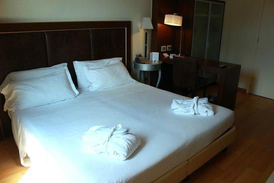 Canada Hotel: Chambre