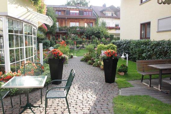 Hotel Seeperle: Eingang