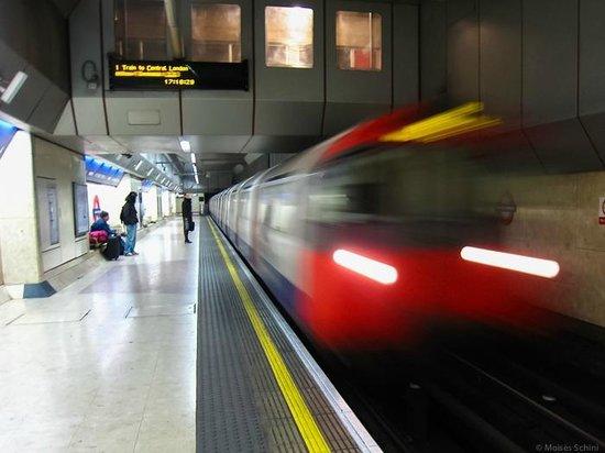 London Underground: Linha aeroporto