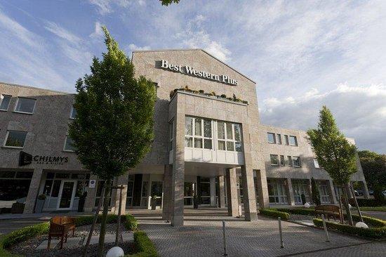 Best Western Plus Hotel Fellbach-Stuttgart: Exterior