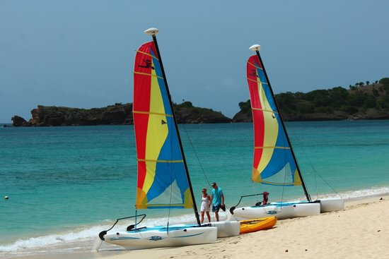 Galley Bay Resort: Available for hire