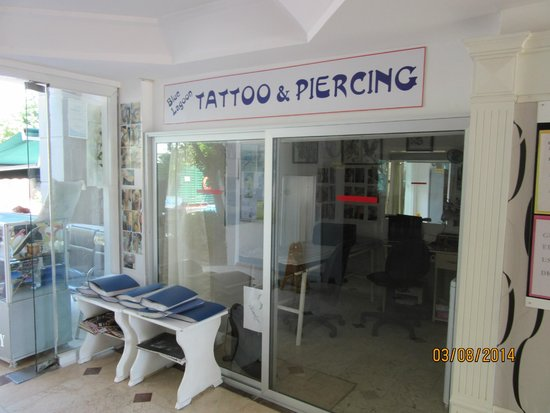 Blue Lagoon Hotel Marmaris: shop