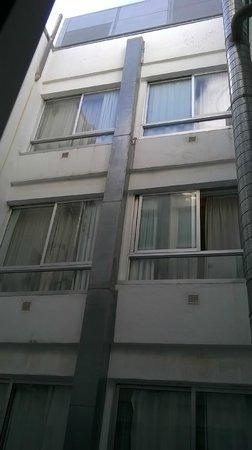 Abba Centrum Hotel: non passa un filo d'aria!