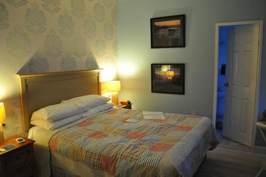 The Edgcumbe: Beautiful room