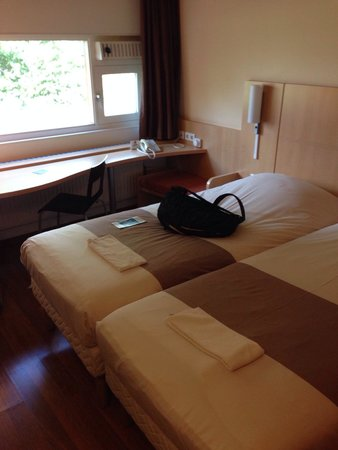 Hotel Ibis Schiphol Amsterdam Airport: Номер 1154