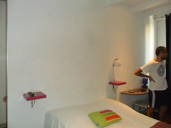 Hotel Le Cassiden : camera 7