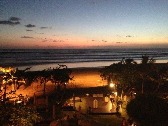 Anantara Seminyak Bali Resort: Balcony View