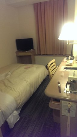 Ginza Capital Hotel Annex: Single room