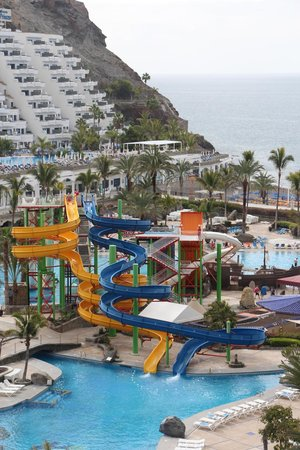 Paradise Valle Taurito: Waterpark for kids
