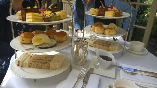 Chewton Glen Hotel & Spa: Afternoon Tea