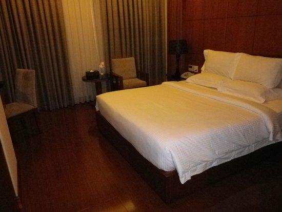 Nhat Ha3: Das Schlafzimmer.