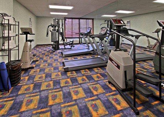 Comfort Inn Maingate: Fitness Room
