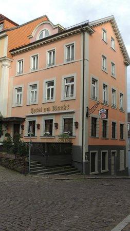 Hotel am Markt: Esterno