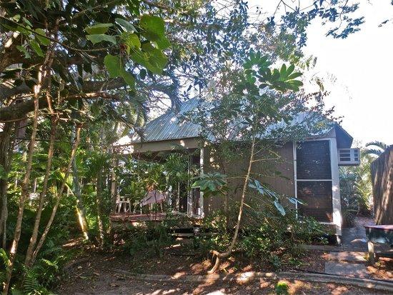 Kellys Beach Resort : Typical cabin