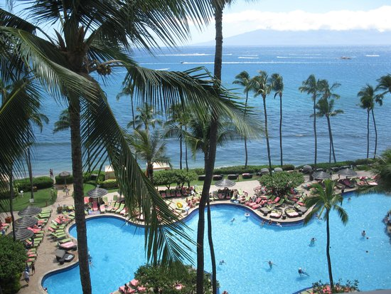 Hyatt Regency Maui Resort and Spa: Ocean Front, Nice but you will Pay Big Time